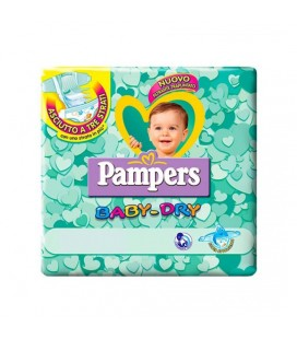 PAMPERS BABY DRY DOWNC MIN24PZ