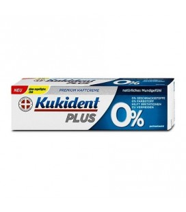 KUKIDENT PLUS 0% 40G
