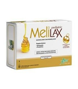 MELILAX PEDIATRIC 6MICROCLISMI