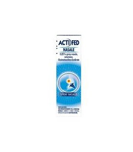 ACTIFED NASALE*SPRAY NAS 15ML