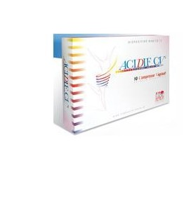 ACIDIF CV 10CPR VAGINALI