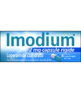 IMODIUM8CPS 2MG