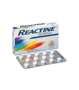 REACTINE14CPR 5MG+120MG RP