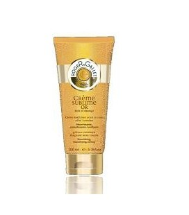 BOI CREME SUBLIME OR 200ML