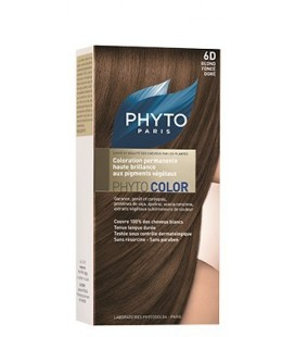 PHYTO PHYTOCOLOR 6D BIO SCU DO