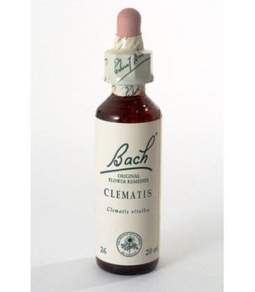CLEMATIS BACH ORIG 10ML