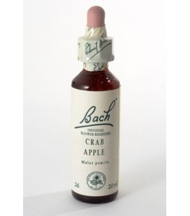 CRAB APPLE BACH ORIG 10ML