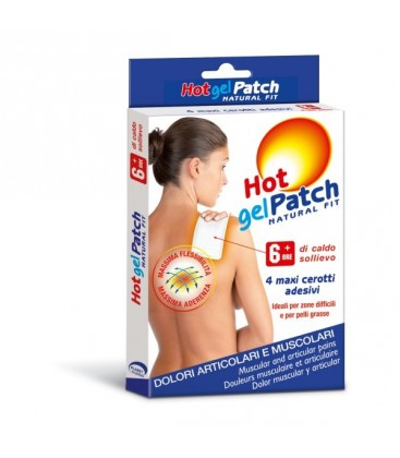 WARM PATCH CEROTTO 10PZ