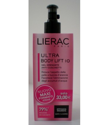lierac ultra body lift10 400ml. Black Bedroom Furniture Sets. Home Design Ideas