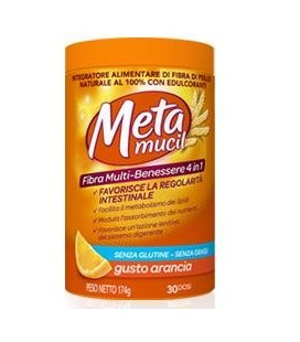 METAMUCIL ARANCIA 30DO
