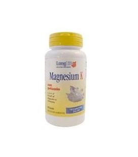 LONGLIFE MAGNESIUM K 60CPS