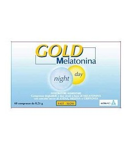 MELATONINA GOLD HTP 1MG 60CPR