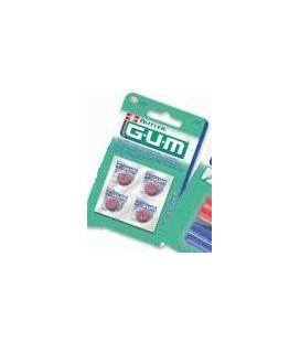 GUM RED-COTE RIV PLACCA 12PAST