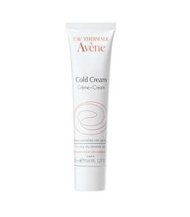 COLD CREAM FÜR SENSIBLE HAUT