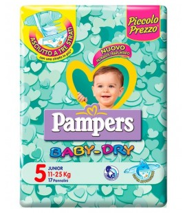 PAMPERS BD DWCT NO FLASH JUN17