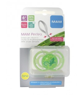 MAM PERFECT SILIKONSETA 6+ 1PZ