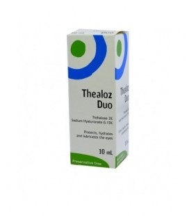 THEALOZ DUO SOL OCULARE 10ML