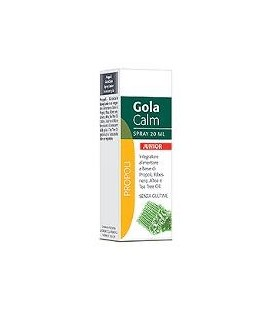LDF GOLACALM SPRAY JUNIOR 20ML