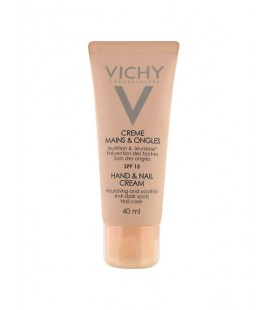 VICHY HAND NAIL CREAM T 40ML