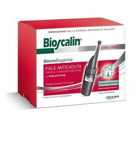BIOSCALIN 10F D SINCR TRIACTIV