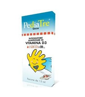 PEDIATRE VITAMINA D 15ML