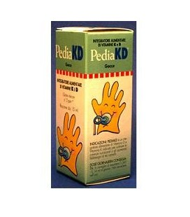 PEDIAKD GOCCE 15ML