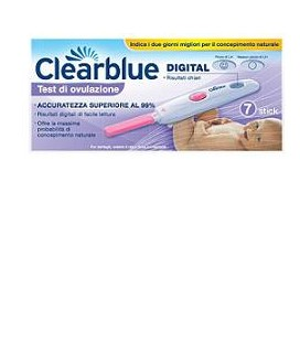 CLEARBLUE TEST OVULAZIONE AVAN