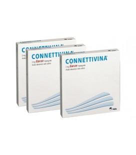 CONNETTIVINA10GARZE 2MG 10x10