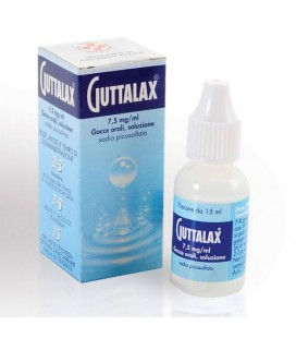 GUTTALAXOS GTT 15ML 7,5MG/ML