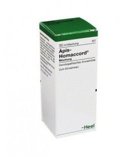 APIS HOMAC 30ML GTT HEEL